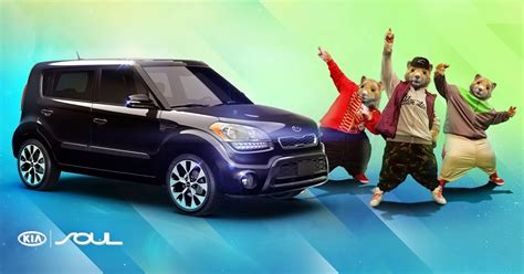 Kia Gerbils The Kia Soul Hamster Commercials A New World On Wheels