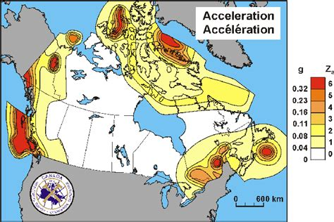 earthquake zones in canada unit1 earthquakes the seismicity of canada