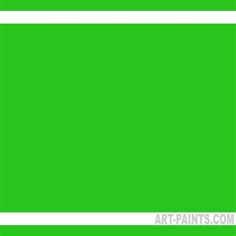 green antique gouache paints 011 green paint green color irodori