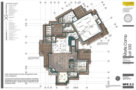 California Floor Plans by Sketchup Amp Layout For Architecture Book The Step By Step