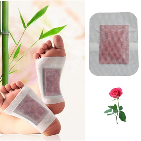 Foot Patch Detox Pantip by Detox Foot Patch Bamboo Pad Patches With Adhesive Medicine