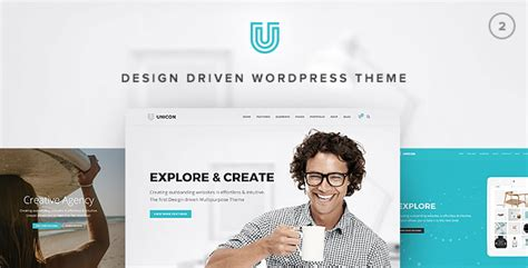 the galaxy design driven multipurpose wordpress theme unicon v2 2 design driven multipurpose theme