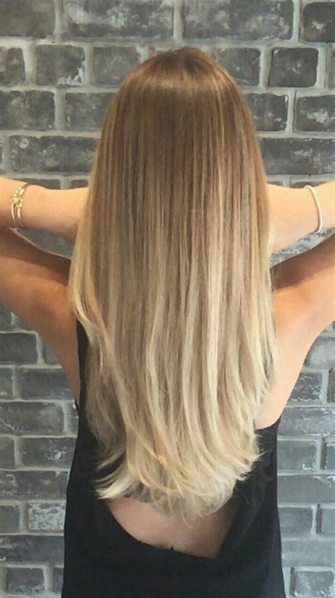 blonde balayage highlights straight hair image result for balayage blonde straight hair
