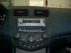 2003 Honda Accord Stereo 2003 Accord Custom Audio Center Console Honda Tech