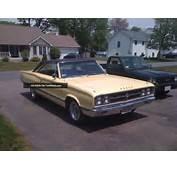 1967 Dodge Coronet 500 Photo 1