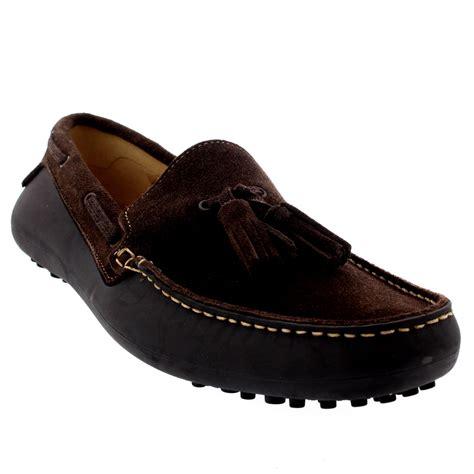 h by hudson tassel loafers mens h by hudson florio ii slip on moccasins tassel suede