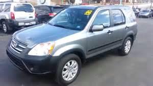 2006 Honda Cr V Ex 2006 Honda Cr V Ex Awd Silver Moss Metallic