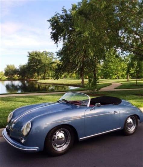 1959 porsche speedster find new replica 1959 porsche speedster 356 in el dorado