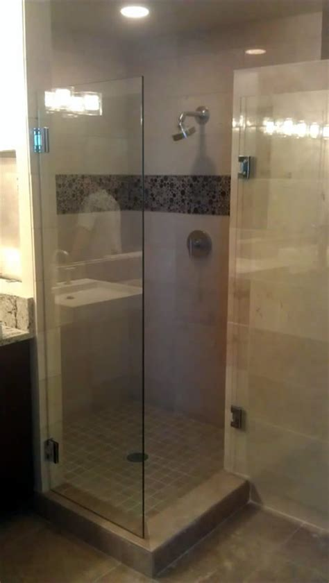 Shower Door San Diego Frameless Shower Doors Patriot Glass And Mirror San Diego Ca