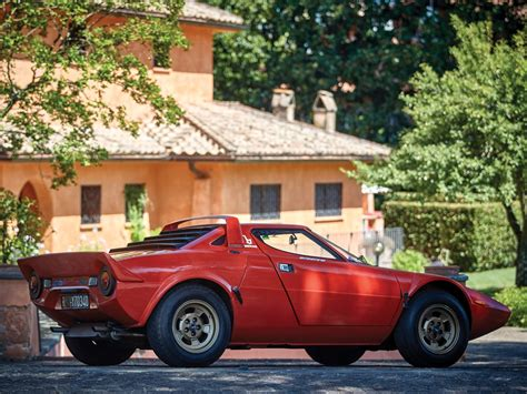 Lancia Stratos Lancia Stratos Hf Stradale 1971 Sprzedana Giełda Klasyk 243 W