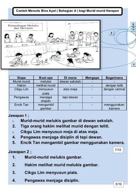 format penulisan novel malaysia bahasa malaysia tahun 4 februari 2015