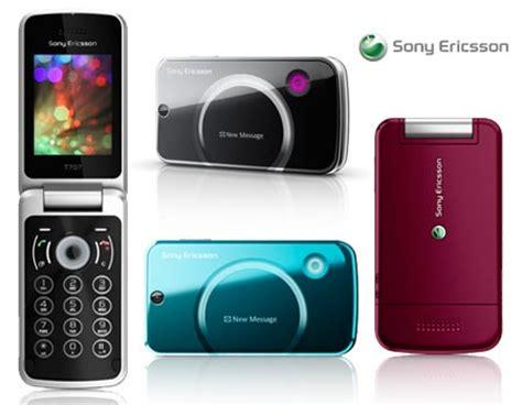 studio handphone soni ericsson terbaru t707