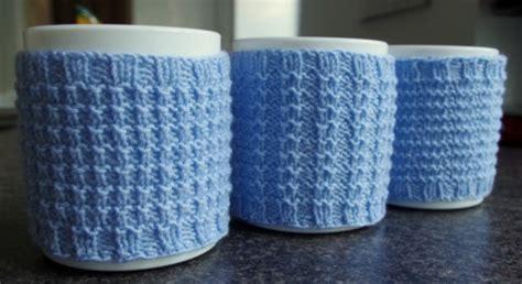 knitted cup cozy pattern knitted cup cozy pattern pattern duchess