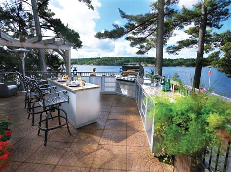 Affordable Patios by 5 Paths To An Affordable Outdoor Kitchen