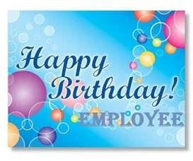 birthday wishes for employee nicewishes