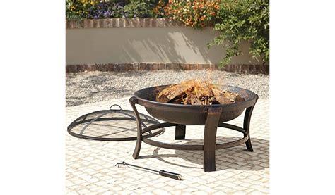 pits asda asda 76cm bronze age pit bbqs heating george at