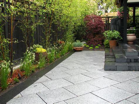 Paved Garden Ideas Japanese Garden Landscaping Network