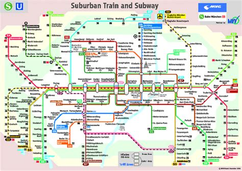 munich metro map munich metro map travelquaz