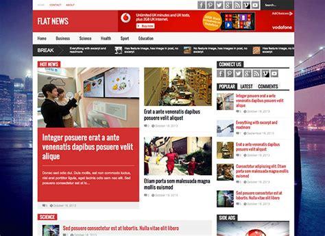 design news online 40 best magazine wordpress themes 2016 athemes