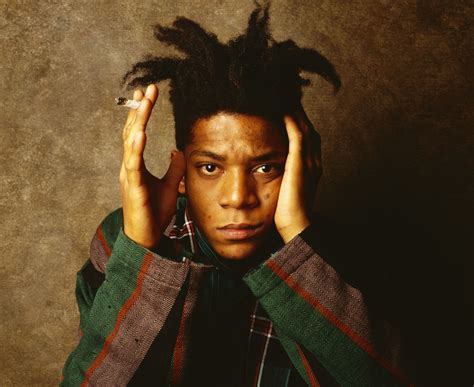 artist biography meaning spotlight jean michel basquiat haha magazine
