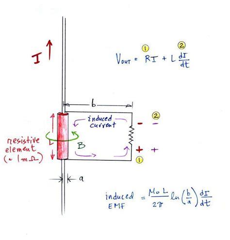 shunt resistor sensing lecture 16 lightning currents