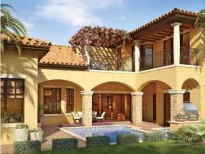 House Plans Mediterranean Style Homes by Mediterranean House Plans Dhsw53146 House Building Plans