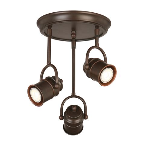 3 light directional ceiling lights 578054