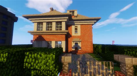 Hermione House Harry Potter Minecraft Project