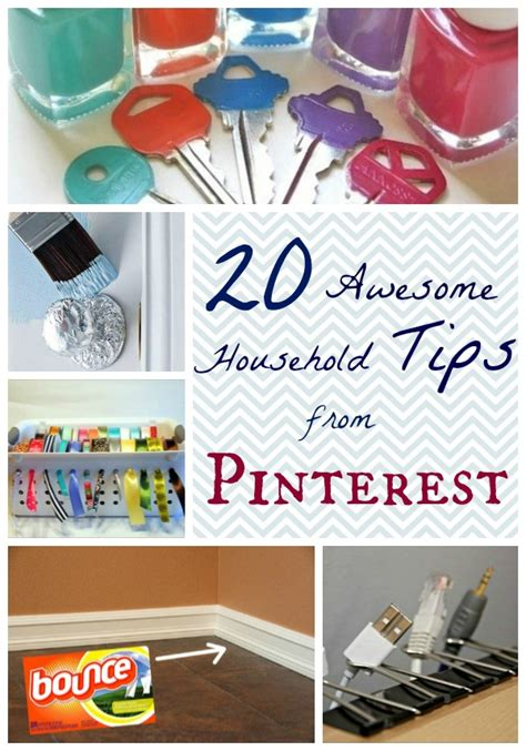 household hacks 20 household tips from pinterest organize clean decorate