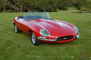 1965 Jaguar Convertible 1965 Jaguar E Type Convertible