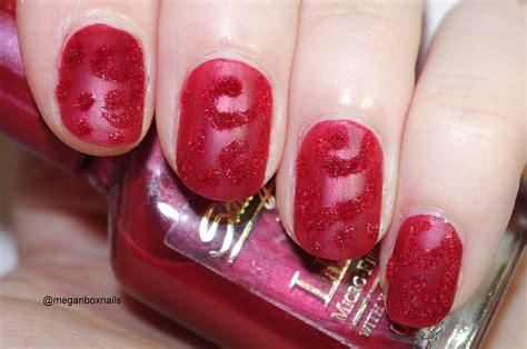 pattern powder nails flocking powder pattern nail lacquer uk