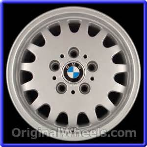 oem 1999 bmw 318i rims used factory wheels from