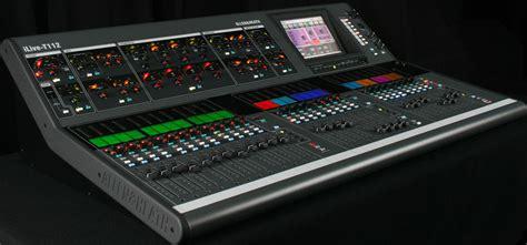 Mixer Allen Heath Ilive T112 product images allen heath ilive t112 detail page