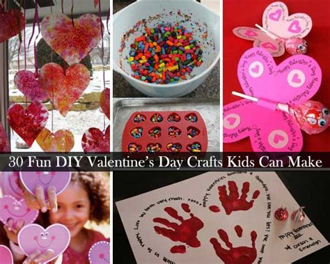 valentines craft ideas for toddlers 30 and easy diy valentines day crafts can make