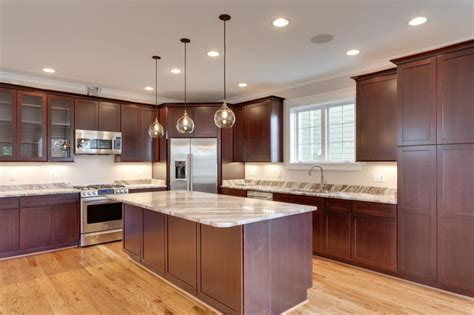 granite works countertops cabinets brown kitchen traditional kitchen dc metro