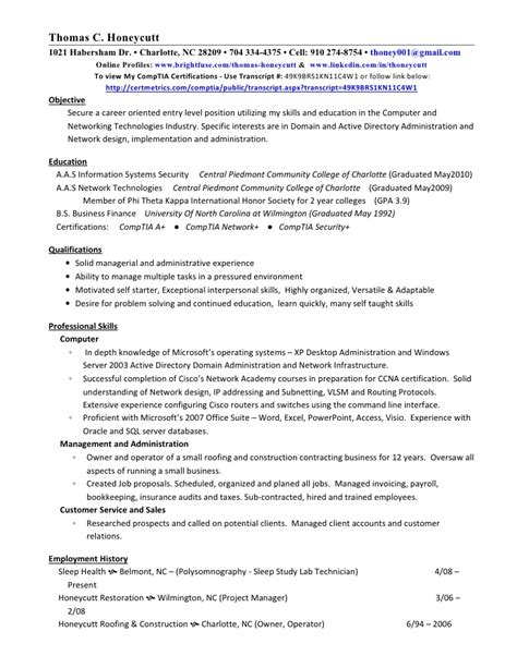 Entry Level Mba In Nj enchanting stock broker resume sle ornament exle