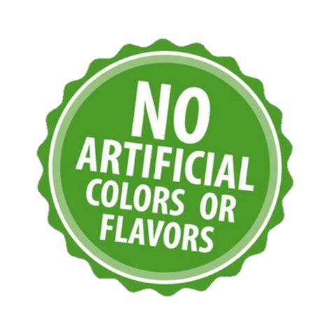 artificial colors no artificial colors universal