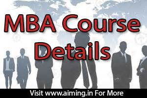 Mba Course Details In by Mba Course Details Admission Exams Eligibility Fees Etc