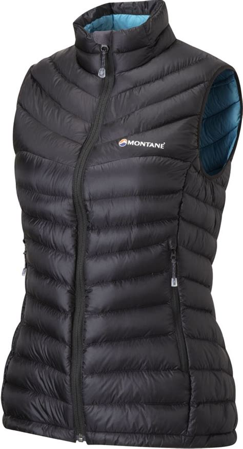 Vest 16 Black montane featherlite gilet s vest uk 16 black