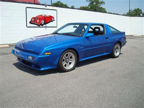 chrysler conquest stanced 1989 chrysler conquest for sale