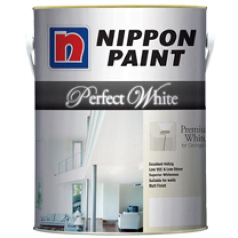 perfect paint nippon paint