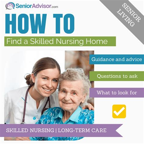how to find a nursing home senioradvisor