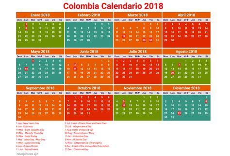 colombia calendario 2018 8 newspictures xyz