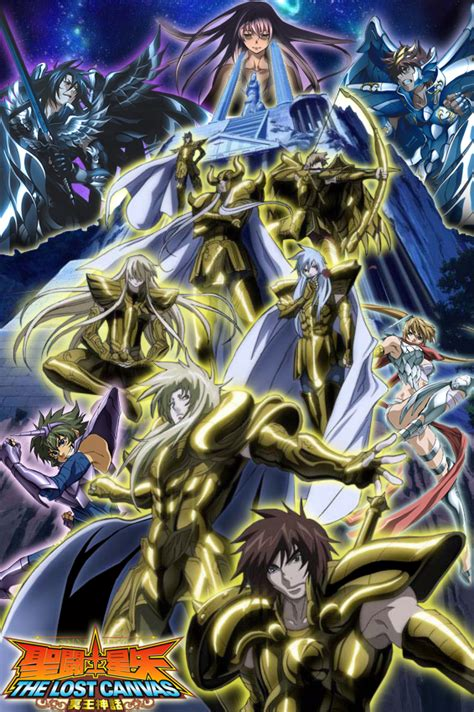 saint seiya lost canvas 1000 images about saint seiya the lost canvas on