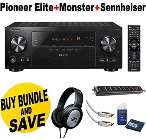 pioneer elite vsx lx301 7 2 channel networked av receiver