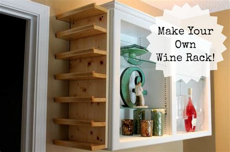Make Your Own Rack by Make Your Own Wine Rack