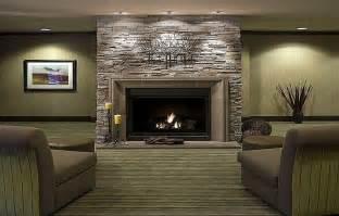 contemporary fireplace design ideas modern ventless