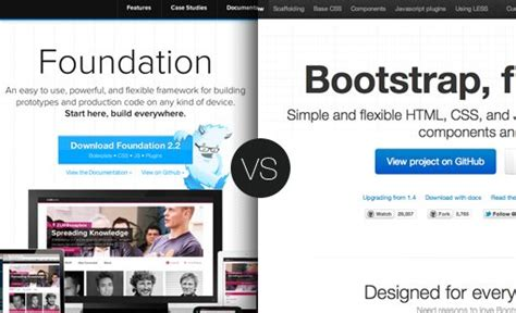 layout it vs bootstrap framework fight zurb foundation vs twitter bootstrap
