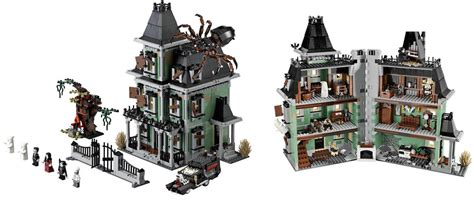lego haunted house everything is awesome the 17 awesomest official lego sets