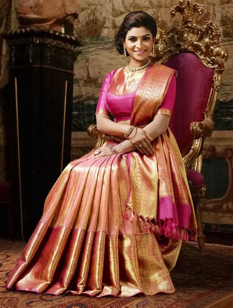 elegant best designer blouse designs for pattu sarees